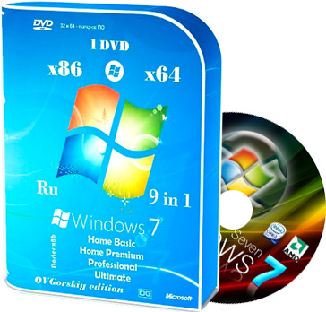 Windows 7 скачать торрент ISO образ русский